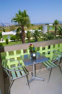 Balcony view -