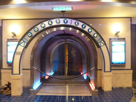 Theater - Oasis of the Seas