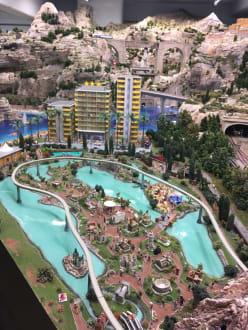 """Unser Hotel mit """"Italien in Miniatur"""" - Miniatur Wunderland Hamburg"""