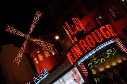 Moulin-Rouge - Moulin Rouge
