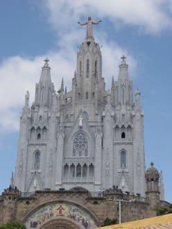 Kirche  - Kirche Tibidabo