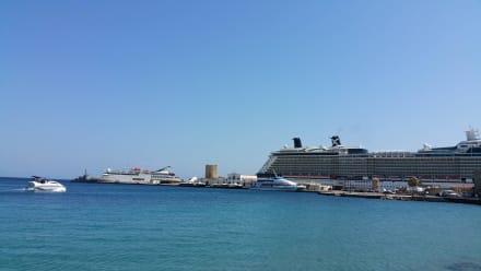 Hafen Rhodos Stadt - Hafen Rhodos