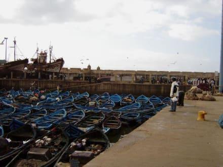 Fischereihafen - Hafen Essaouira