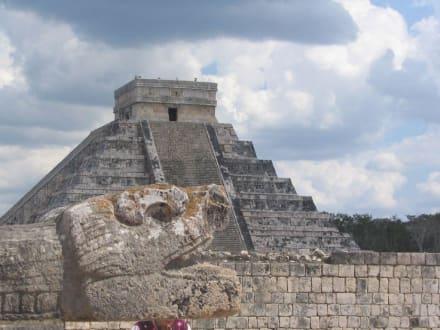 Chichen Iltza - Ruine Chichén Itzá
