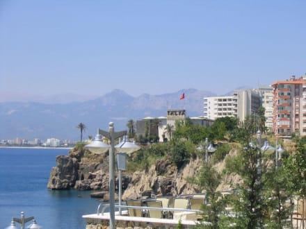 Küste von Antalya - Steilküste