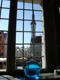 Sonstige Sehenswürdigkeit - Altstadt Tallinn/Reval