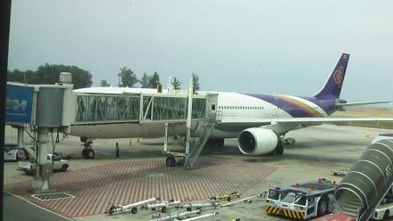 Airport Phuket  - Flughafen Phuket (HKT)