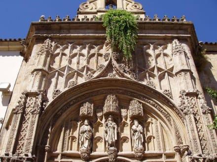 Tempel/Kirche/Grabmal - Altstadt Cordoba