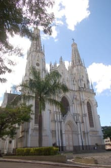 Kathedrale - Altstadt Vitoria