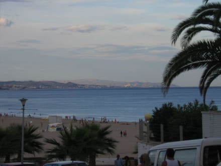 Beach! - Strand Torredembarra