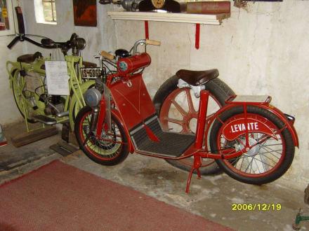 Zwei, Zweiräder! - Oldtimermuseum Kuhstall