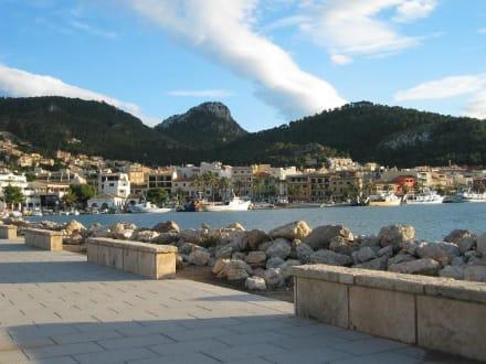 Puerto de Andraitx - Hafen Puerto de Andraitx/Port d'Andratx