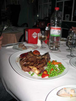 T-Bone Steak bei Mary - Restaurant Casa Mary