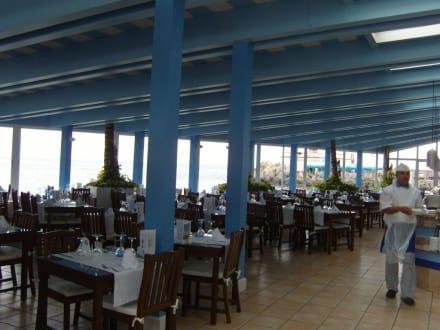 Das Restaurant mit Blick aufs Meer! - Club de Mar