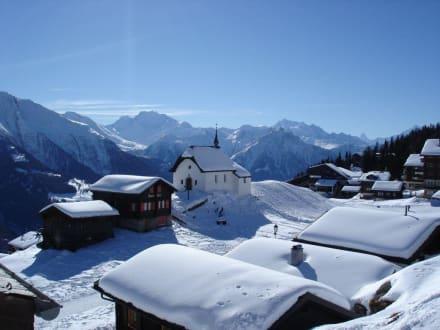 Kapelle - Kapelle Maria zum Schnee