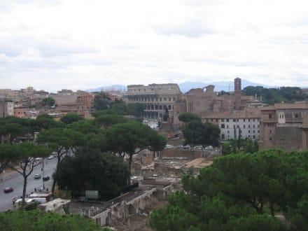 Monumento Nazionale - Monumento Nazionale a Vittorio Emmanuele II