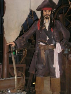 Pirates of the Caribbean - Hollywood Wax Museum