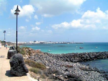 Lanzarote - Playa Blanca - Strandpromenade Playa Blanca de Yaiza