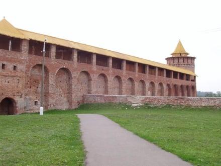 Burg/Palast/Schloss/Ruine - Kolomna