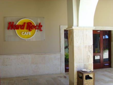 Das Hard Rock Cafe ist noch nicht fertig - Palma Real Shopping Village