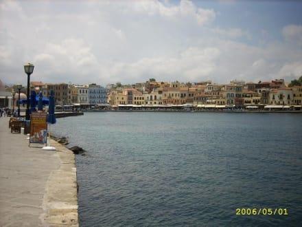 Schöner Hafen - Hafen Chania