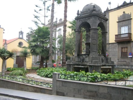 Liebenswertes Detail - Altstadt Las Palmas/Vegueta