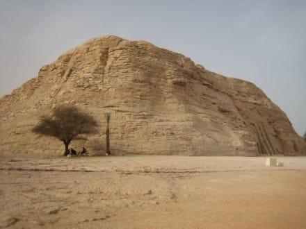Der Tempel für Nefertari - Tempel von Abu Simbel