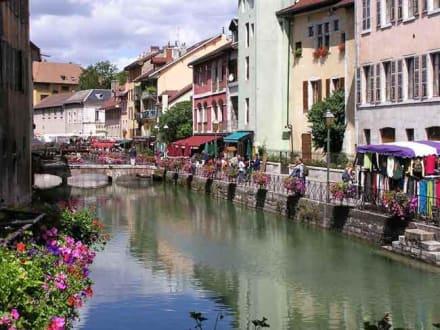 Annecy - Altstadt Annecy