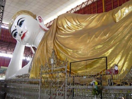 Liegender Buddha - Kyau-htat-gyi-Pagode