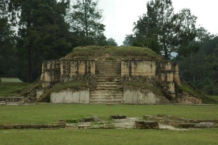 Pyramide - Iximché