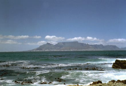 Kapstadt und der Tafelberg - Tafelberg