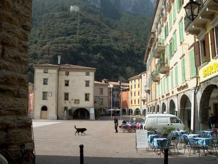 Marktplatz - Altstadt Riva del Garda