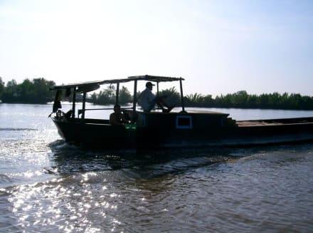Flussfahr - Mekong Delta