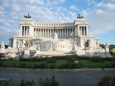Monumento Vittorio Emmanuele II - Monumento Nazionale a Vittorio Emmanuele II