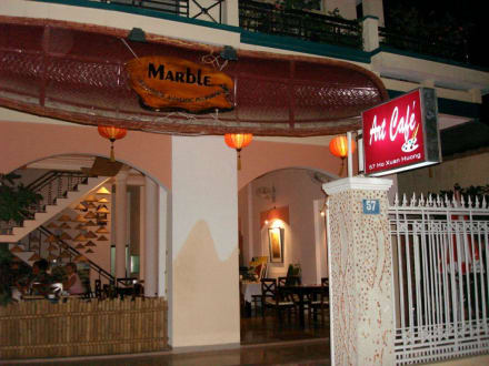 Marble Restaurant - Marble Restaurant