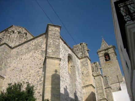 El Divino Salvador, die Pfarrkirche - Altstadt Vejer de la Frontera
