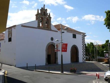 Kirche auf dem Weg zur Barranco - Wasserfälle - Barranco del Infierno