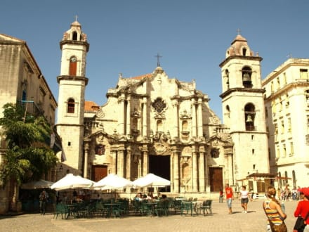 Havanna - Kathedrale San Cristóbal