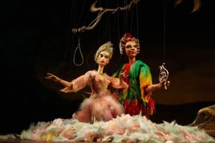 Die Zauberflöte - Marionettentheater
