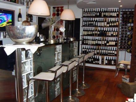Der Tresen - Restaurant Qué tal