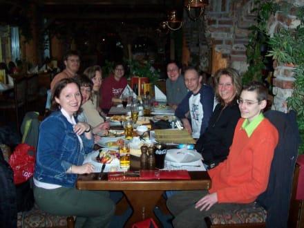 Immer noch Kennenlernen und auch was zu Essen - HolidayCheck User-Treffen Nord