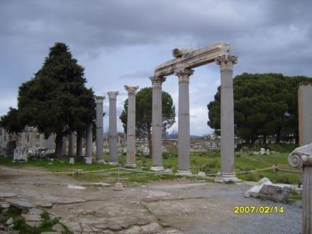 Die Handelsagora! - Antikes Ephesus