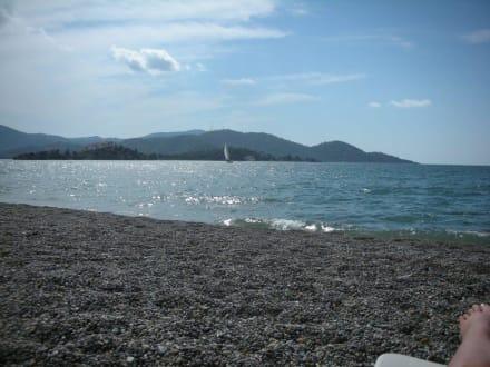 Calis Strand - Strand Calis