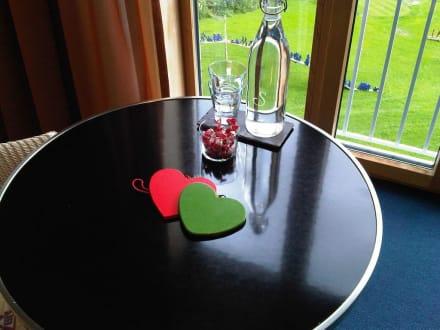 Saratzer Wasser - Hotel Saratz