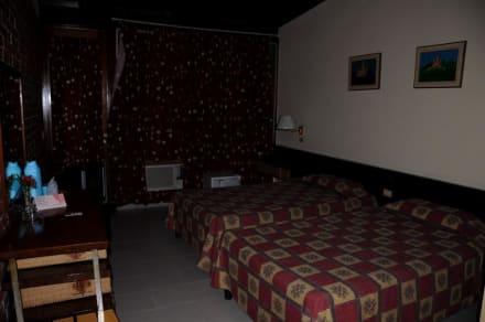 Chambre - Hotel Versalles