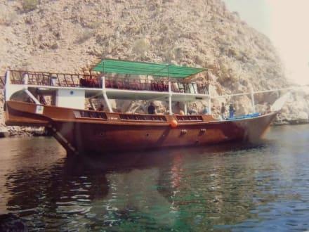 Dhau - Musandam
