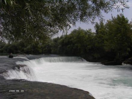Manavgatwasserfall - Manavgat Wasserfälle