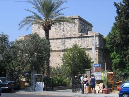 Festung in Limassol - Kastell & Mittelalterliches Museum