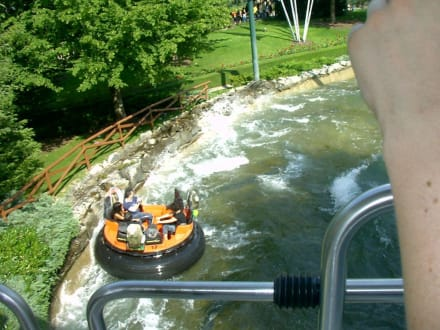 Rafting - Europa-Park