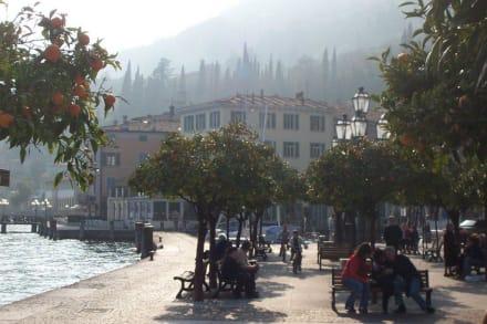Am Seeufer - Yachthafen Gargnano